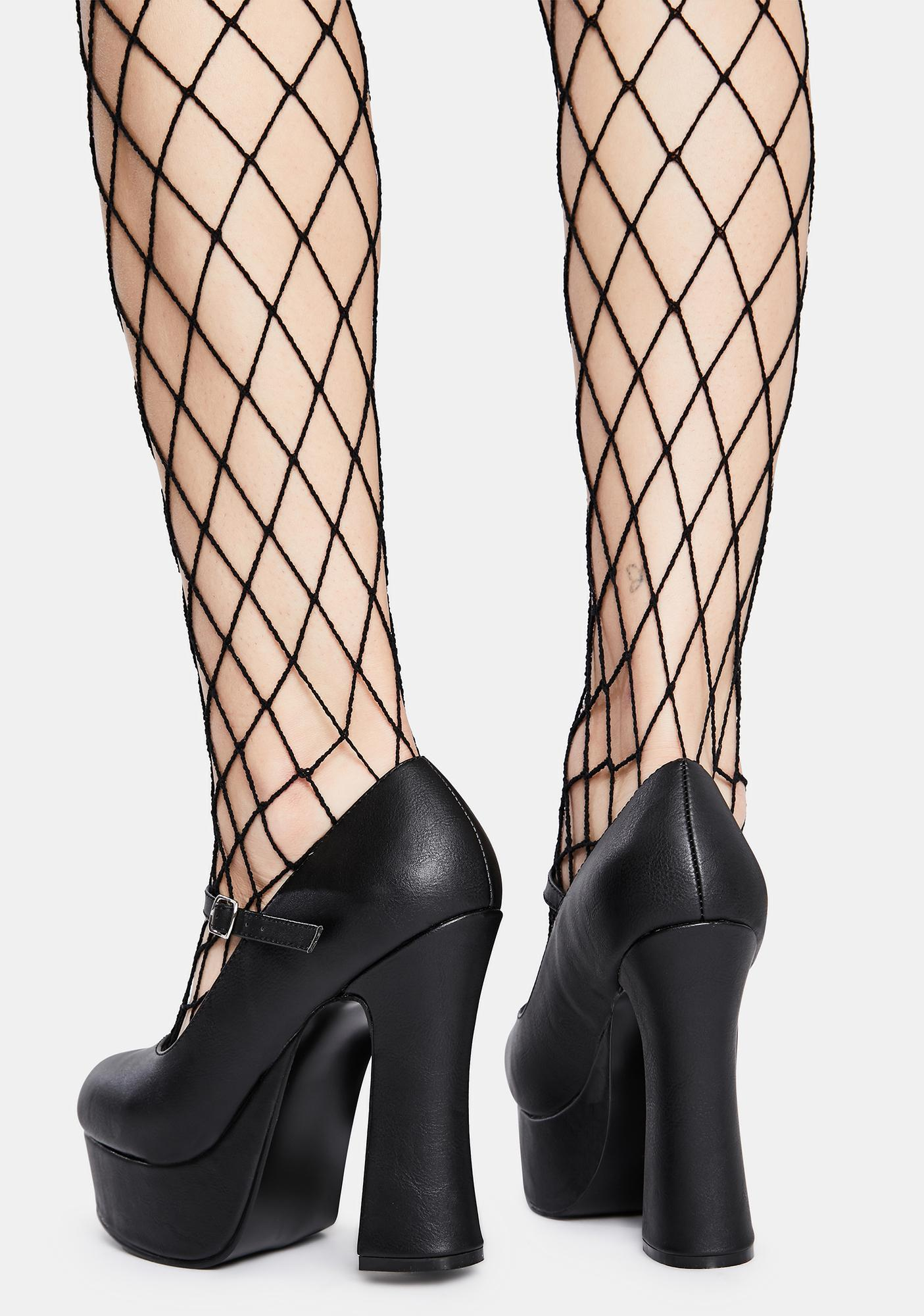 Demonia Dolly Platform Heels