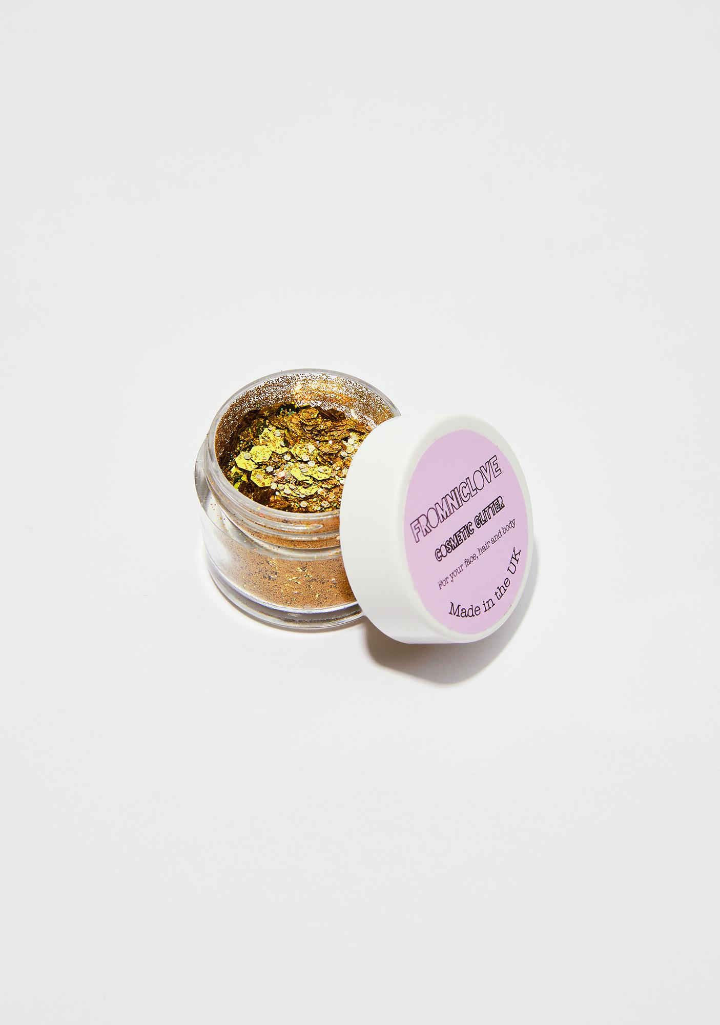 FromNicLove Golden Beauty Cosmetic Face Glitter