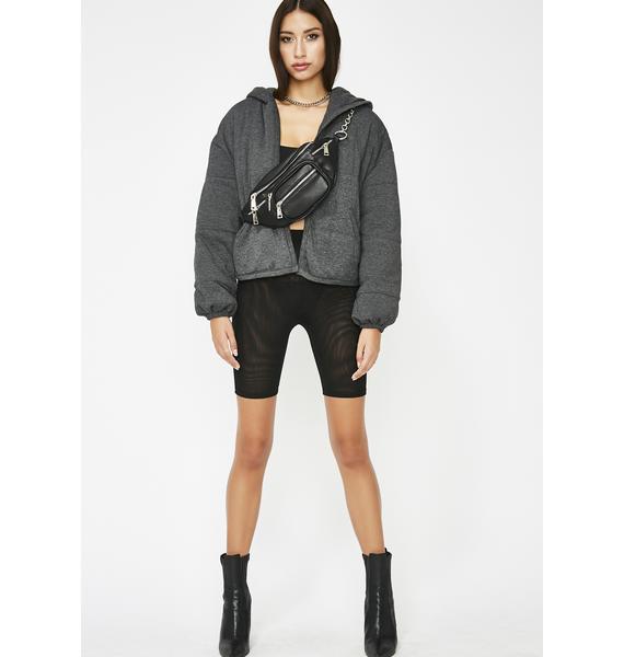 Cozy Badazz Puffer Jacket