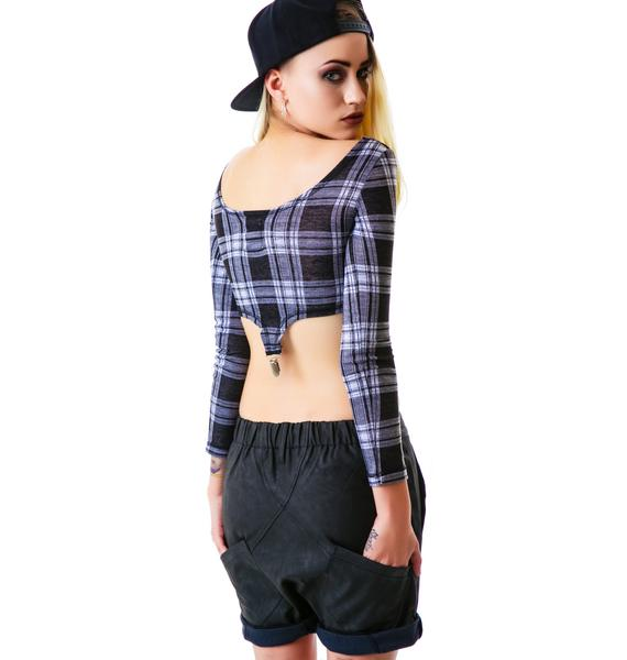 UNIF Garcon Shorts