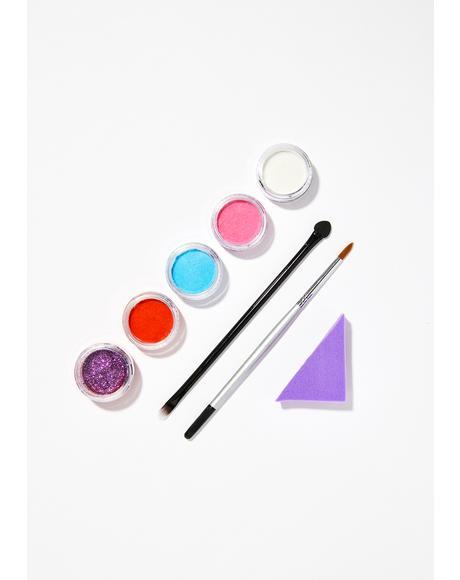 Galactic Gal Makeup Kit