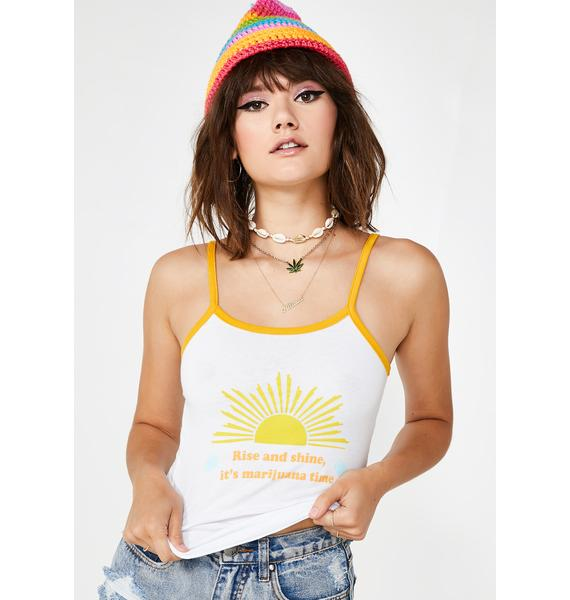not another label Rise and Shine Tank Top