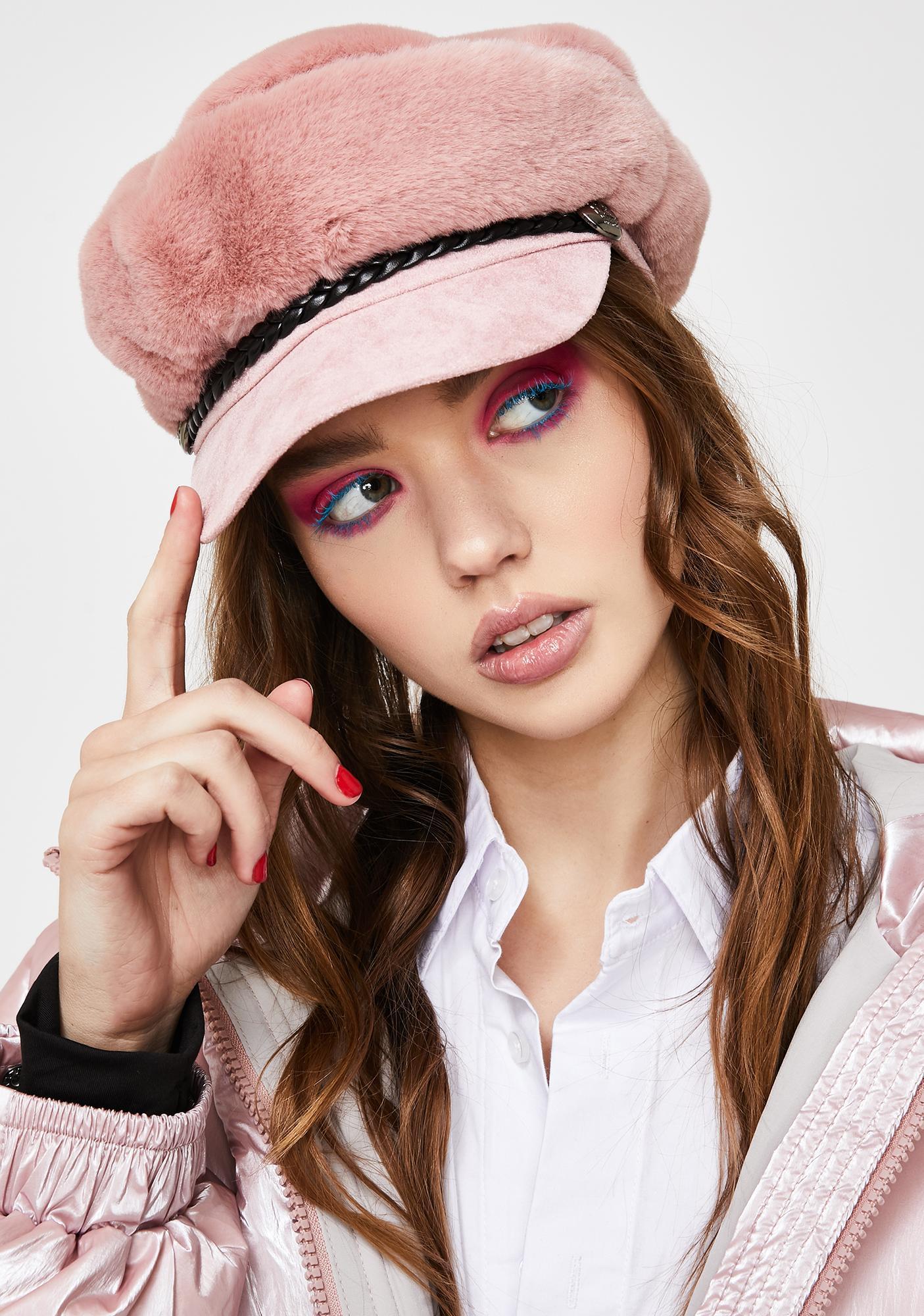 Secret Heiress Faux Fur Hat