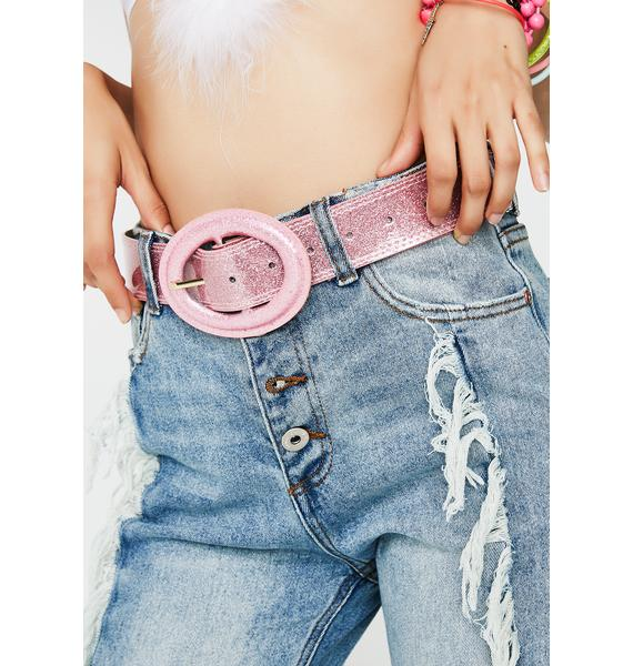 Sparkle Pony Belt