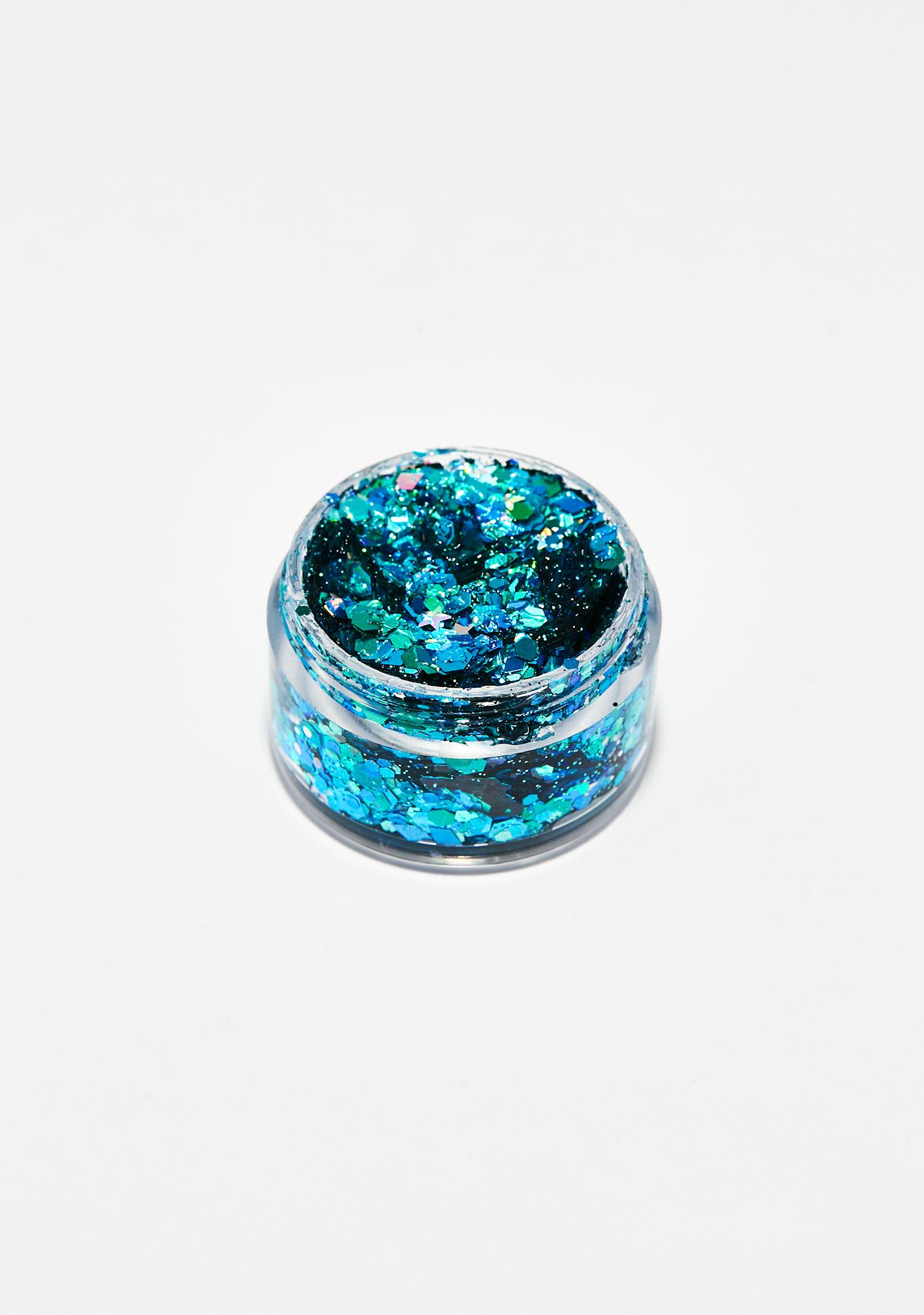Uniglitter Blue Sea Unicorn Glitter Gel