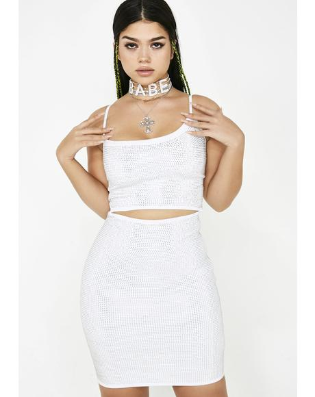 Iced Aurora Dress