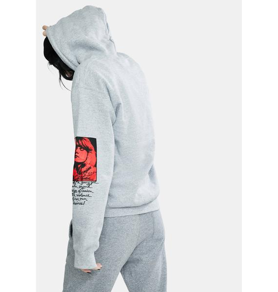 BOW3RY Repulsion Graphic Hoodie