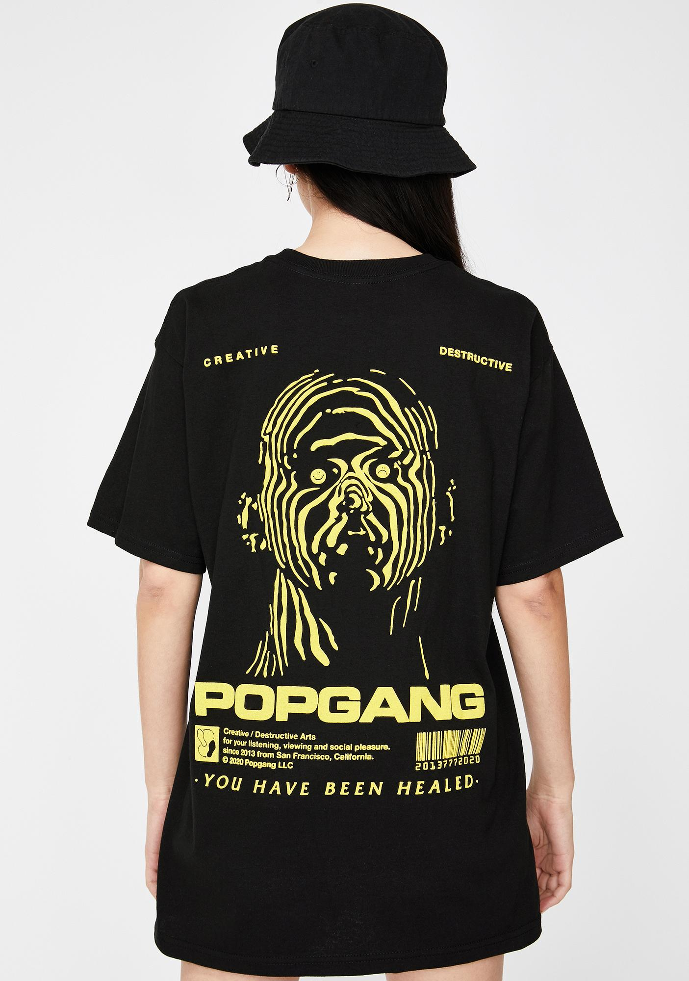 Popgang Records Popgang 2020 Graphic Tee