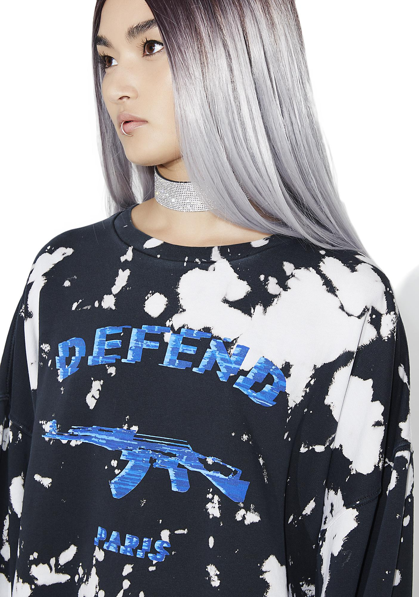 Defend Paris Kaymar Sweatshirt
