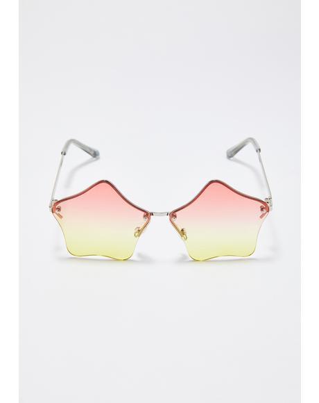 Luminous Sunglasses