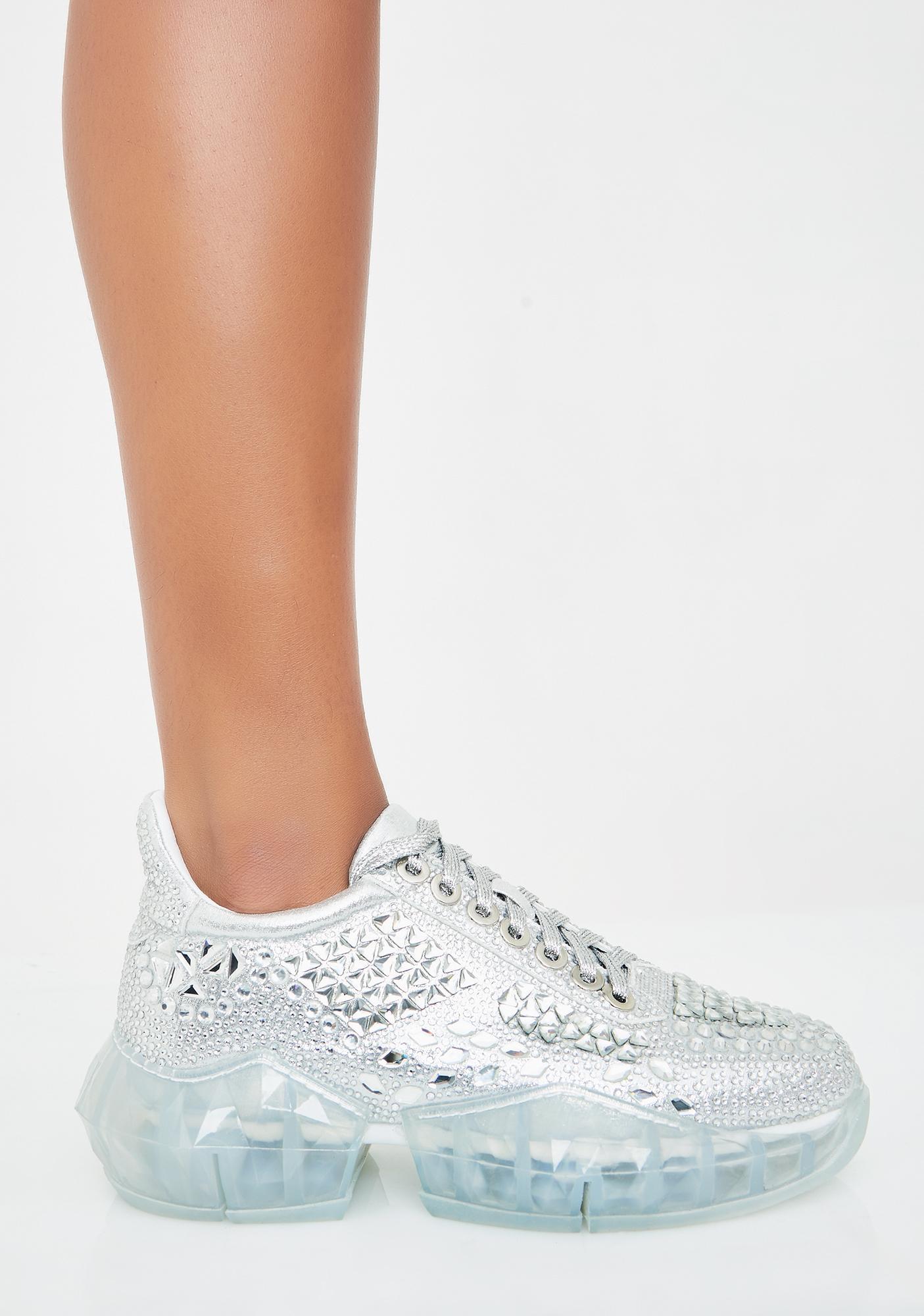 Electo Hype Platform Sneakers
