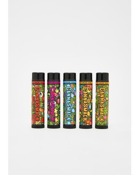 SPF 15 Hemp Lip Balm Collection Pack