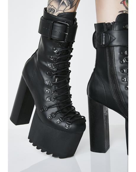 Stygian Boots
