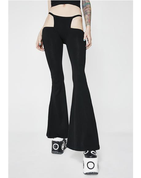Groove Krush Cut-Out Pants