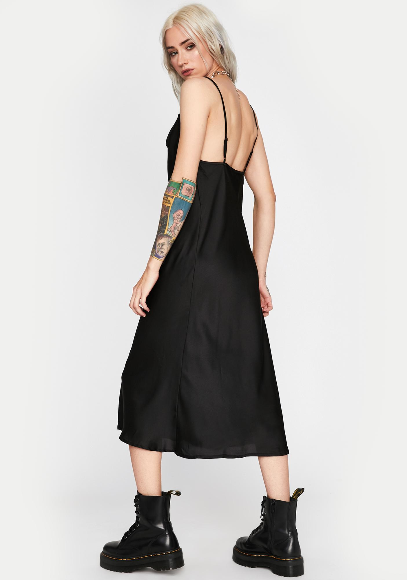 Hopeful Trust Midi Dress