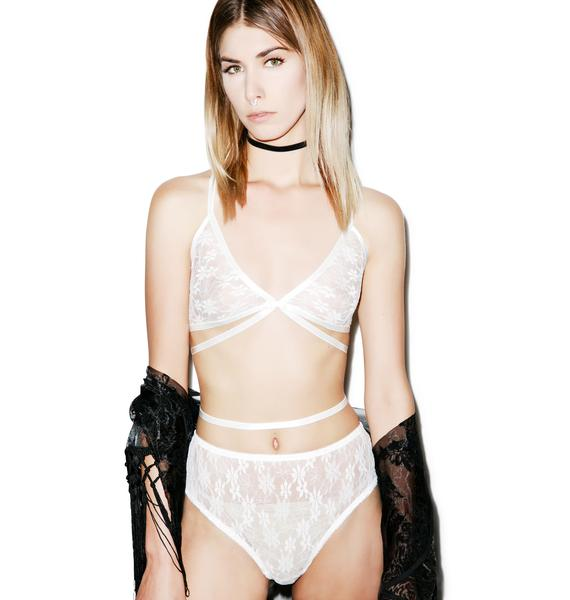 Darlin' Daisy Lingerie Set