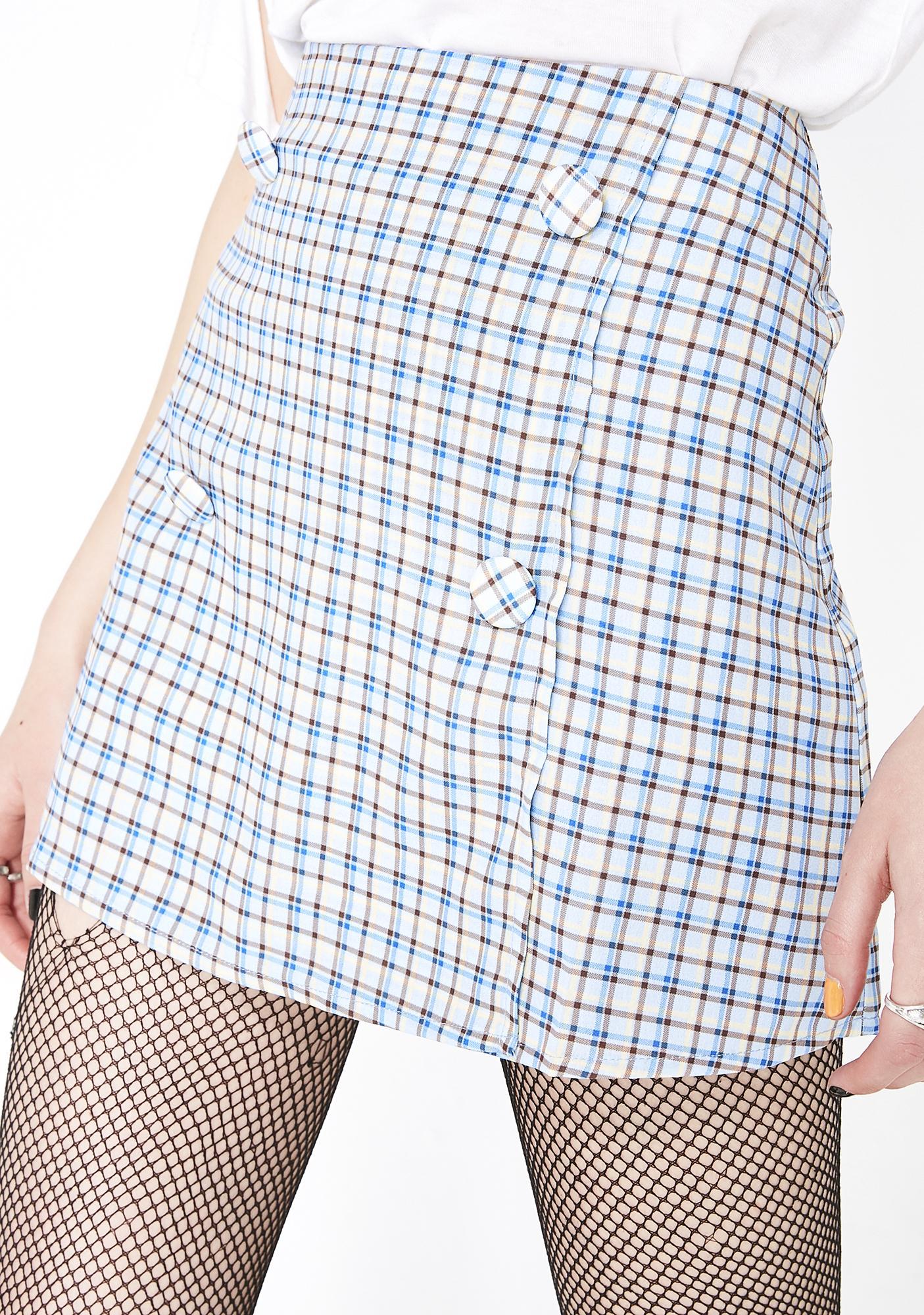 3bccf0ffb Splendid Charm Mini Skirt