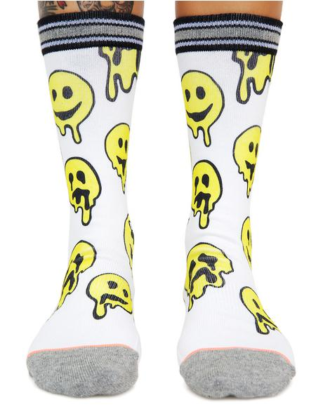 Outbreak Tomboy Lite Crew Socks