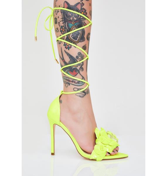 AZALEA WANG Bodak Yenny Heels