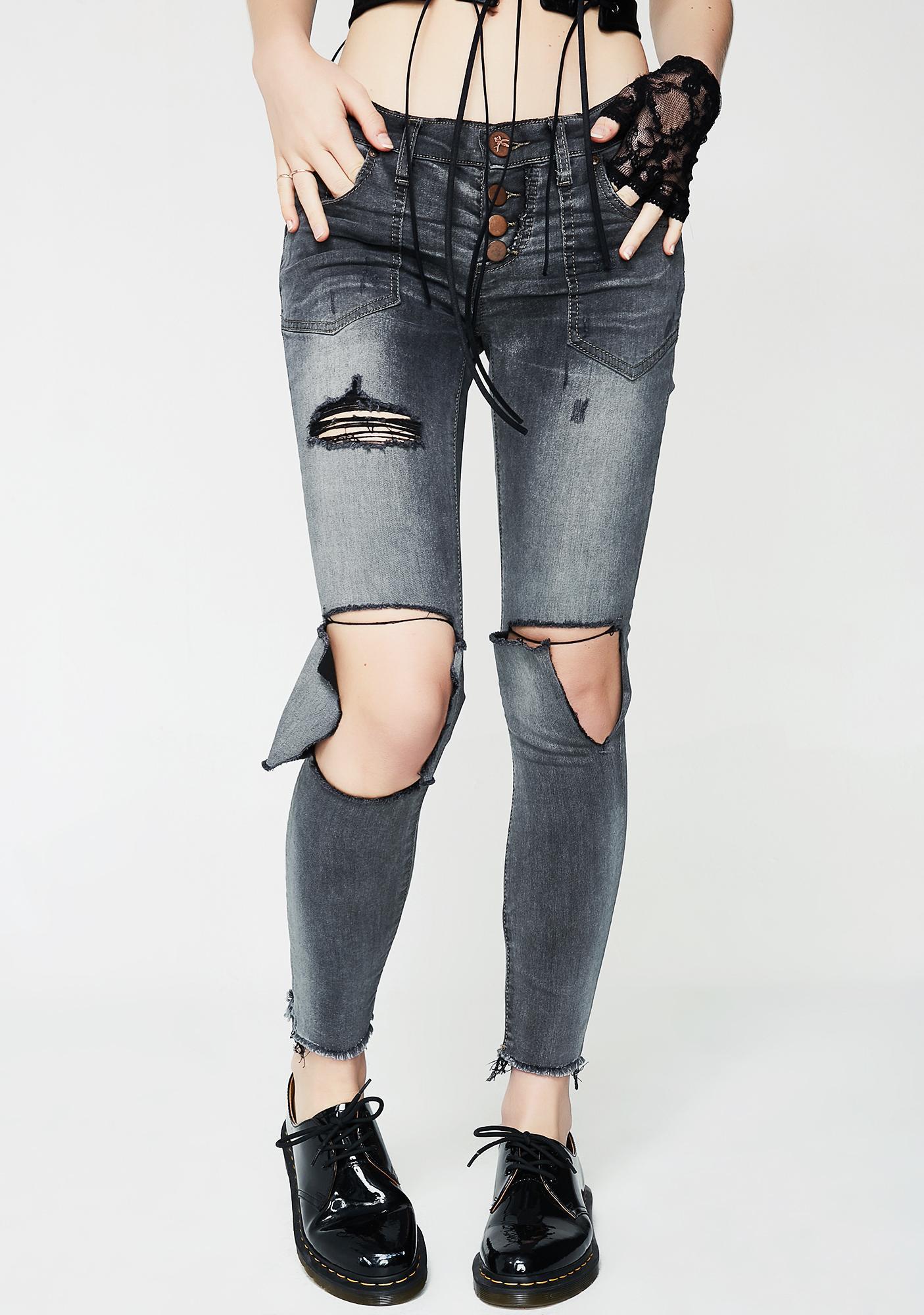One Teaspoon LE Duke Freebirds II Jeans