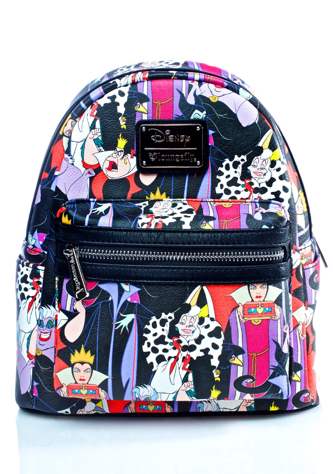 vans villains backpack
