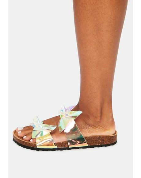 Holo Easy Living Slide Sandals