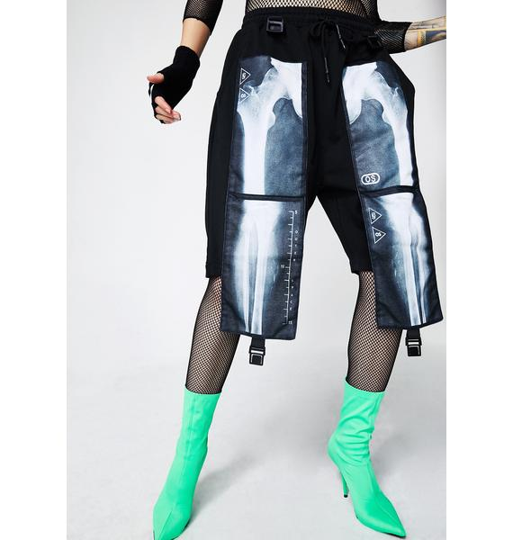 Outerspace X-Ray Shorts