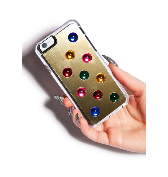 Zero Gravity Jewel Pop iPhone 6 Case