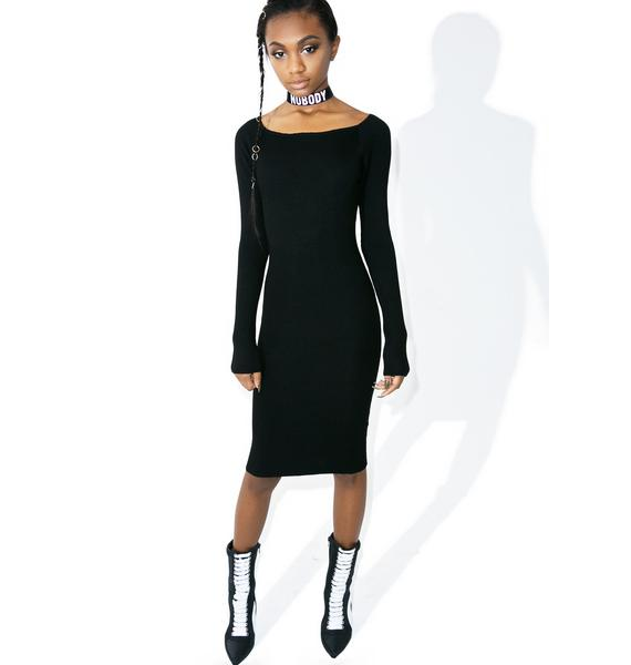 Fever Sweater Dress