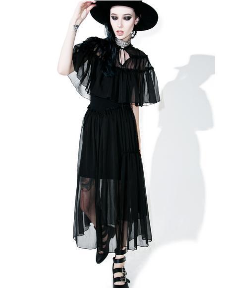 Danse Society Dress Set
