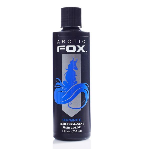 Arctic Fox Periwinkle Hair Dye
