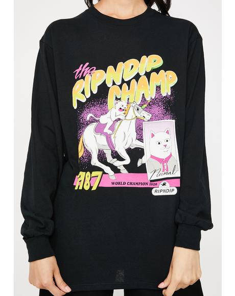 Riding Champ Graphic Tee