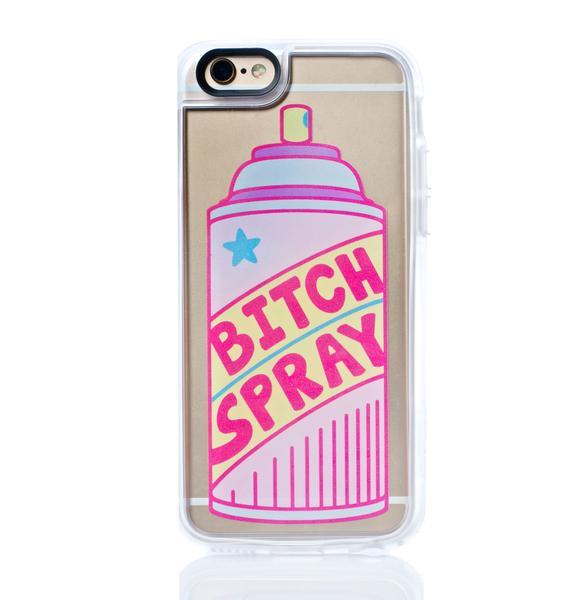 Casetify Bitch Spray iPhone 6/6S Case