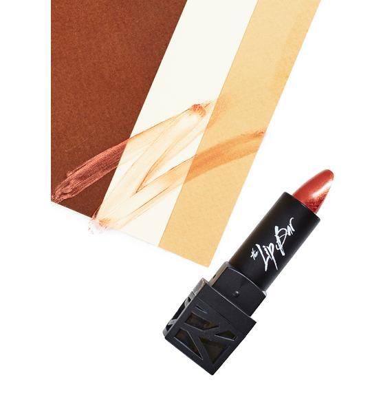 The Lip Bar MILF Metallic Finish Lipstick