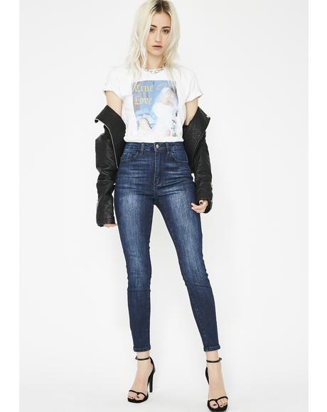 Bangin Babe High-Rise Jeans