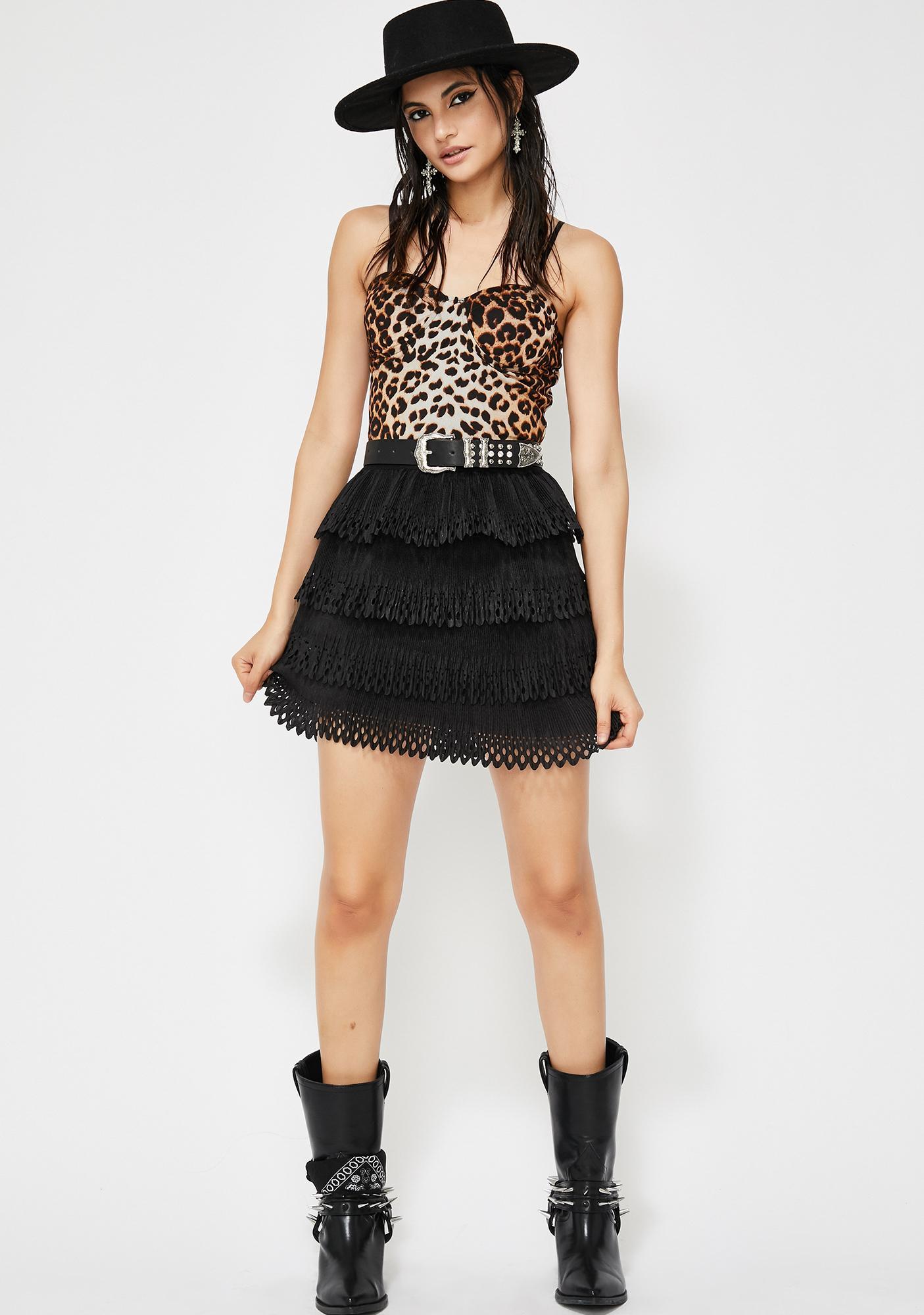 Pounce N' Play Leopard Bodysuit