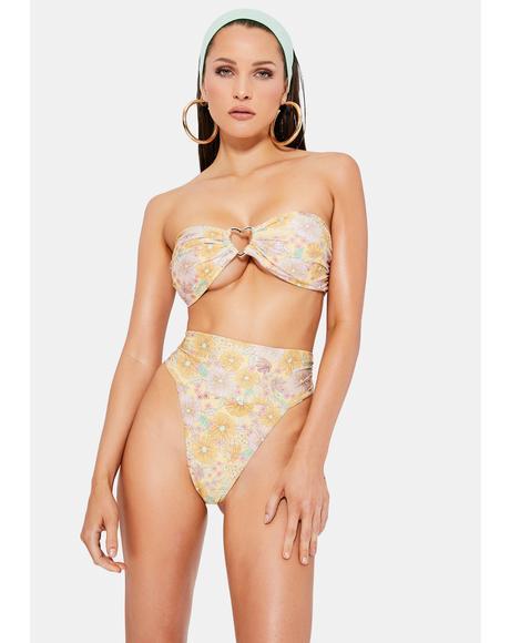 Anita Floral Bikini Set
