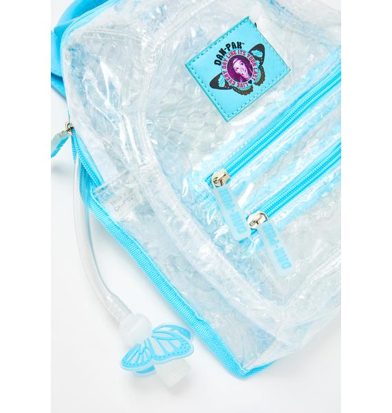 Dan-Pak Bubble Wrap Mini Hydration Backpack