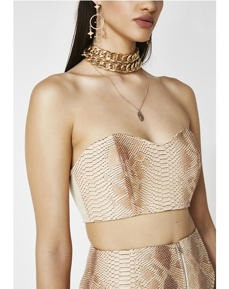 Sahara Sinful Seductress Bustier