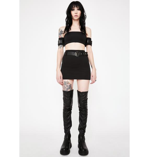 Kiki Riki Defiant Deviant Skirt Set