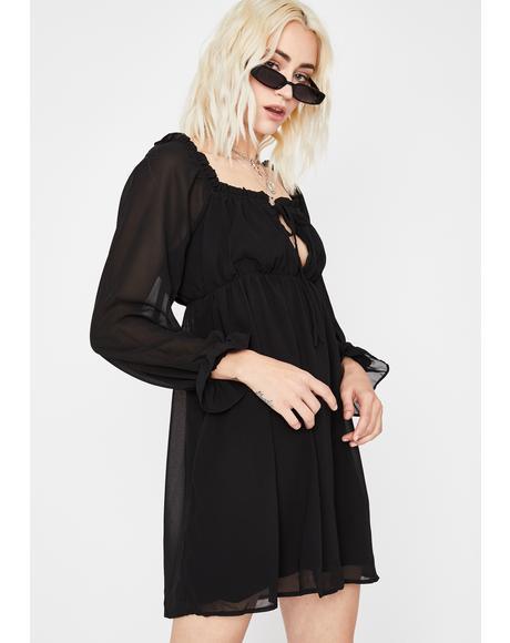 Embrace Me Mini Dress