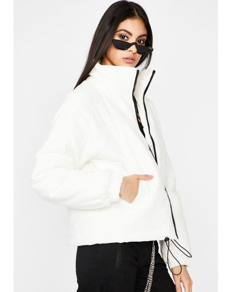 Total Meltdown Puffer Jacket