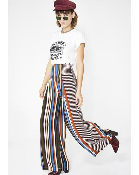 Uptown Funk Striped Pants