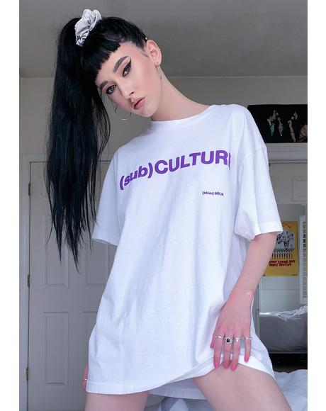 Subculture Graphic Tee