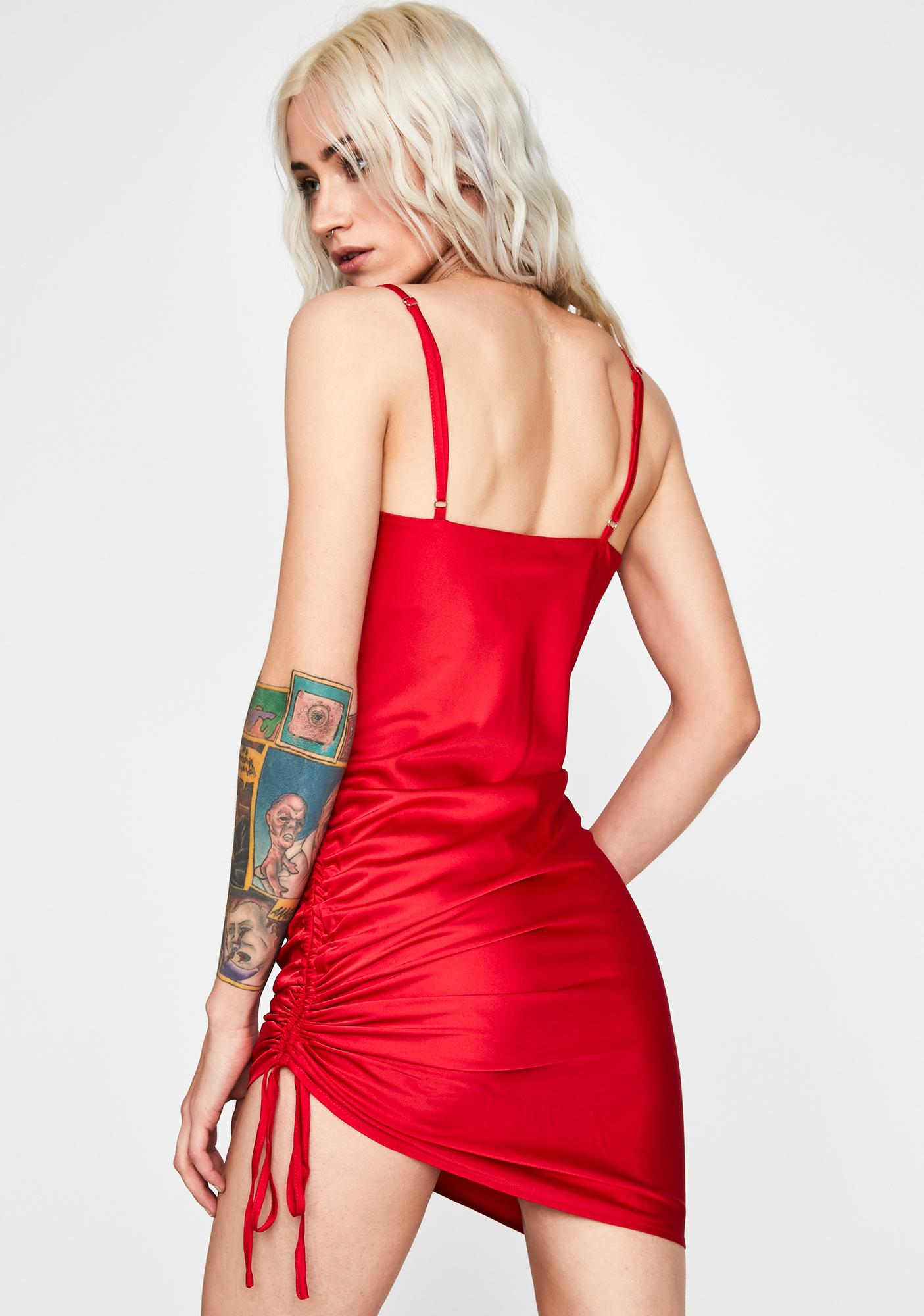 Unbreak My Heart Mini Dress