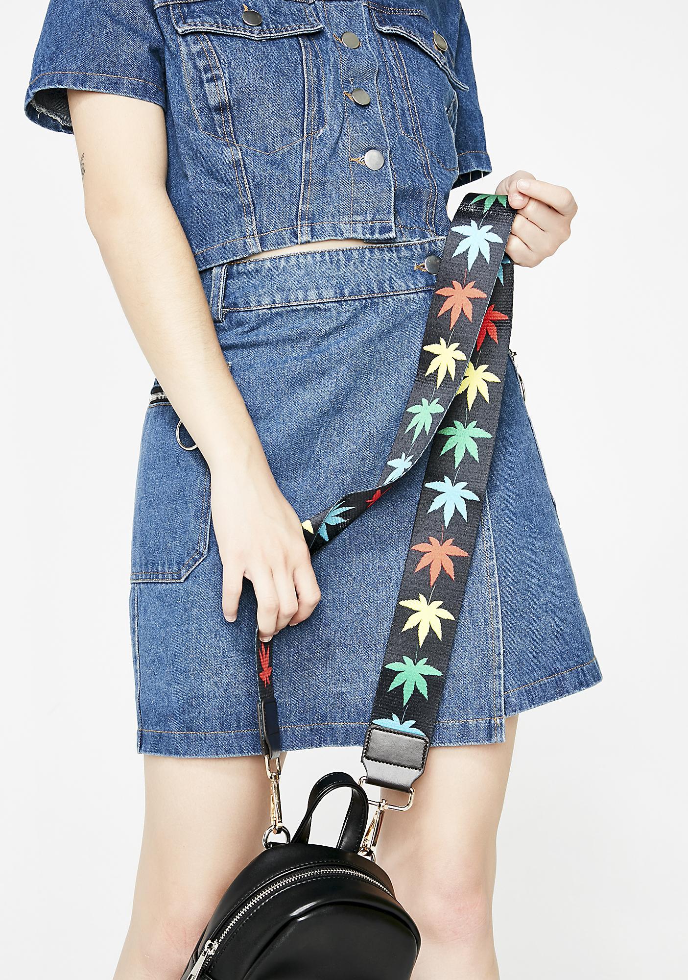 High In Life Leaf Strap