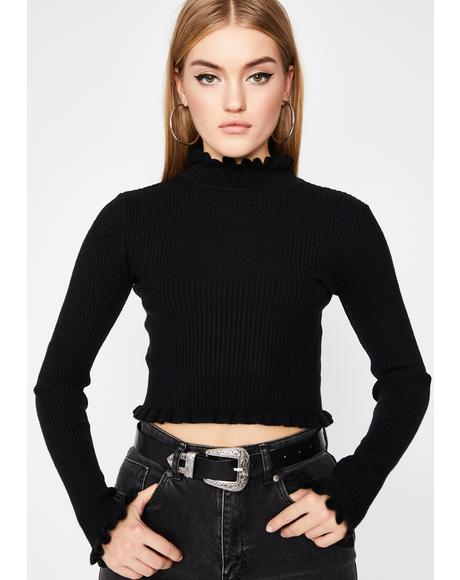 It's Complicated Knit Sweater