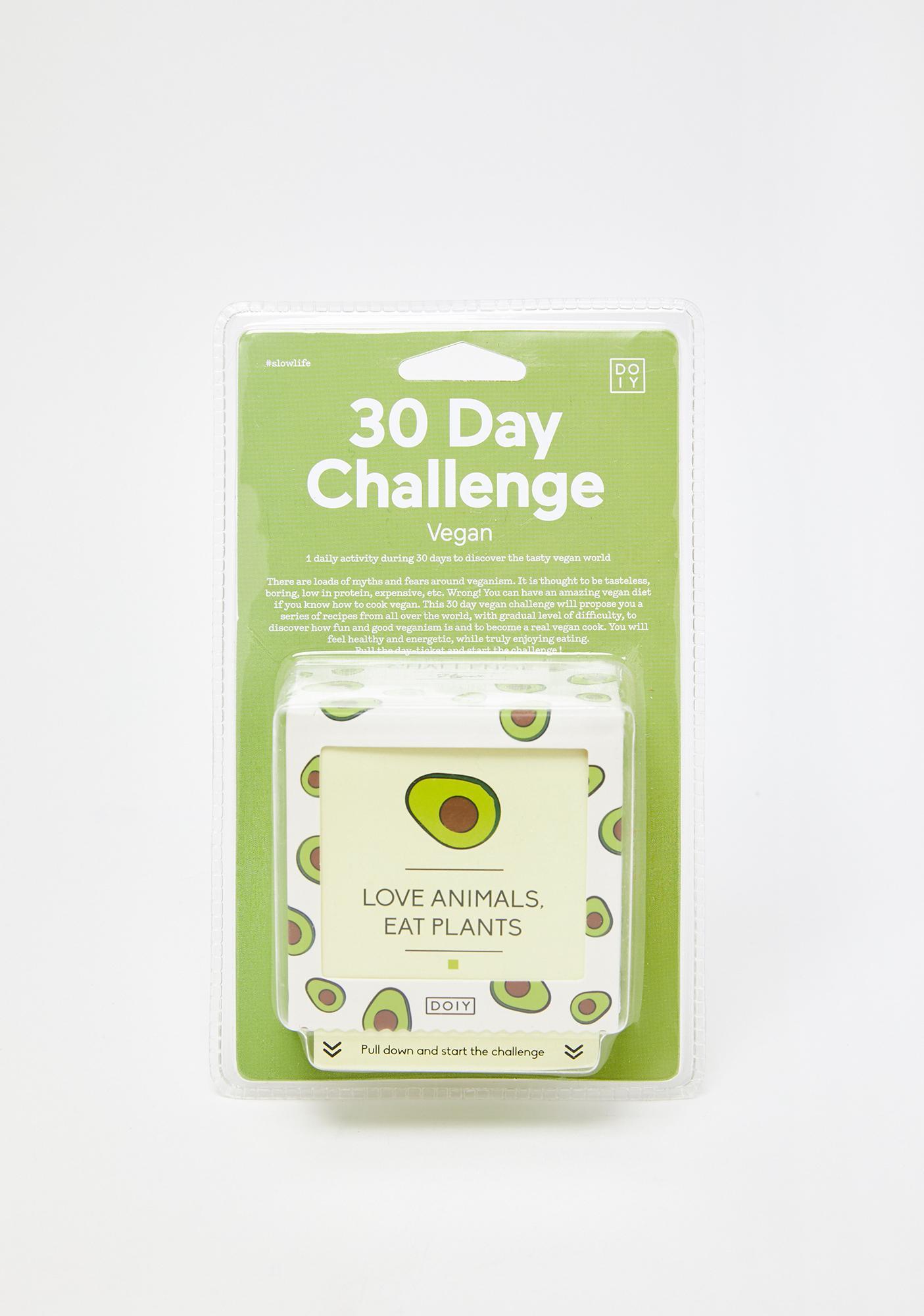 Give Peas A Chance Challenge Box
