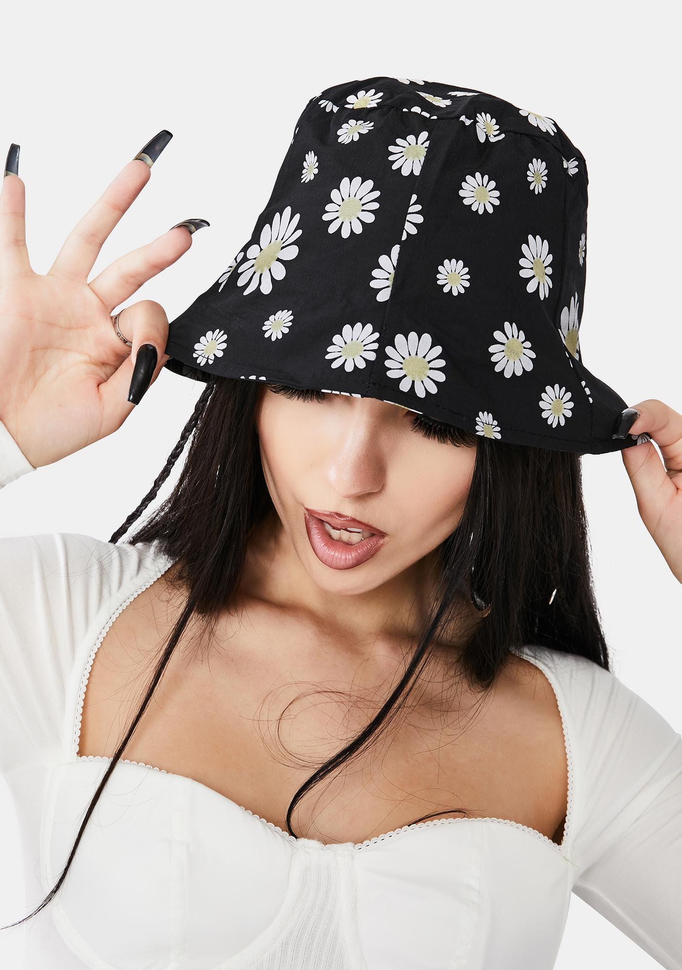 Daisy Girl Bucket Hat
