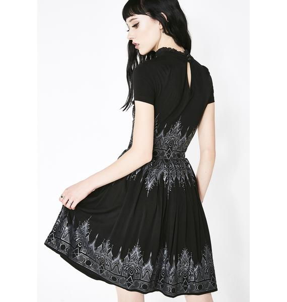 Killstar Dutchess Skater Dress